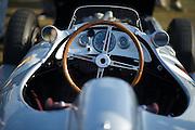 August 14-16, 2012 - Pebble Beach / Monterey Car Week. Mercedes Grand Prix car