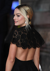 Margot Robbie attending the 73rd British Academy Film Awards held at the Royal Albert Hall, London. Photo credit should read: Doug Peters/EMPICS Entertainment