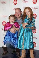Richard Burr, Disney Store VIP Christmas Party, The Disney Store Oxford Street, London UK, 03 November 2015, Photo by Brett D. Cove