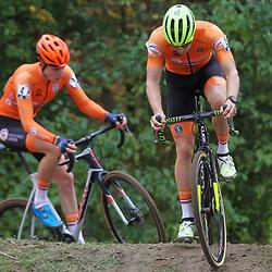 08-11-2020: Wielrennen: EK Veldrijden: Rosmalen <br />Corne van Kessel