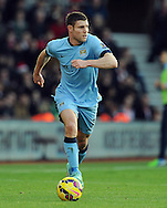 James Milner of Manchester City<br />  - Barclays Premier League - Southampton vs Manchester City - St Mary's Stadium - Southampton - England - 30th November 2014 - Pic Robin Parker/Sportimage