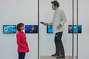 Pop a self-sculpture by Gavin Turk - From Selfie to Self-Expression at the Saatchi Gallery. The exhibition looks at the history of the Selfie from portrait artists though to modern day selfies and features self-portraits by Rembrandt, Van Gogh, Lucian Freud, Cindy Sherman, Tracey Emin, through to modern day selfies from Kim Kardashian, Hillary Clinton, Ryan Gosling, Trump and others. In addition part of the exhibition includes an international selfie competition; over 14,000 selfies have been submitted to the competition and will be exhibited at the gallery alongside other art works. The show is sponsored by Huawei and runs from 31st March – 30th May 2017.