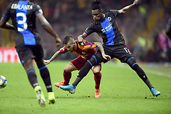November 26, 2019, Istanbul, France: Simon Deli defender of Club Brugge during the UEFA Champions League Group stage - Group A match between Galatasaray and  Club Brugge at the Ali Sami Yen Spor Kompleksi on November 26, 2019 in Istanbul, Turkey , 26/11/2019 ( Photo by q#1q / Photonews (Credit Image: © Panoramic via ZUMA Press)
