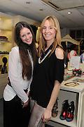 NICHOLE CARLE; JULIA VAN HAGEN, The Space, Pop-up shop, Austique, 330 Kings Road, London, 13 February 2013.