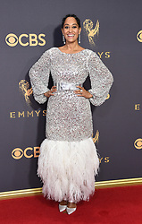 September 17, 2017 Los Angeles, CA Yvonne Strahovski 69th Emmy Awards - Arrivals held at the Microsoft Theatre L.A. Live © OConnor-Arroyo / AFF-USA.com. 17 Sep 2017 Pictured: Tracee Ellis Ross. Photo credit: MEGA TheMegaAgency.com +1 888 505 6342