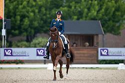 Witte-Vrees Madeleine, NED, Cennin<br /> Nederlands Kampioenschap<br /> Ermelo 2021<br /> © Hippo Foto - Dirk Caremans<br />  05/06/2021