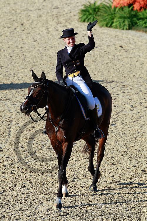 Malin Larsson - Piccadilly Z<br /> Alltech FEI World Equestrian Games <br /> Lexington - Kentucky 2010<br /> © DigiShots