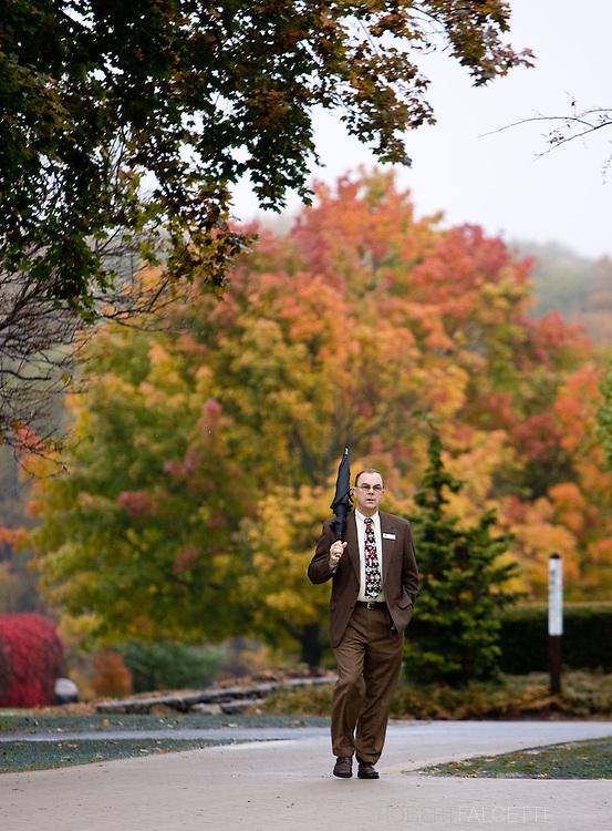 Post University. Admissions event October 24, 2009. .©2009 RobertFalcettiStudio