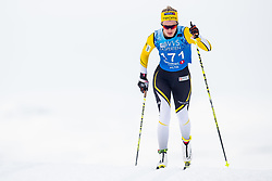 April 6, 2018 - Alta, NORWAY - 180406 Anette Kjellbergvik competes in the Women's 5 km Classic during the Norwegian Championship on April 6, 2018 in Alta..Photo: Jon Olav Nesvold / BILDBYRÃ…N / kod JE / 160235 (Credit Image: © Jon Olav Nesvold/Bildbyran via ZUMA Press)
