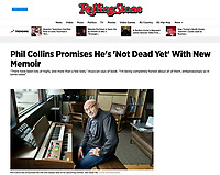 Phil Collins, Rolling Stone.