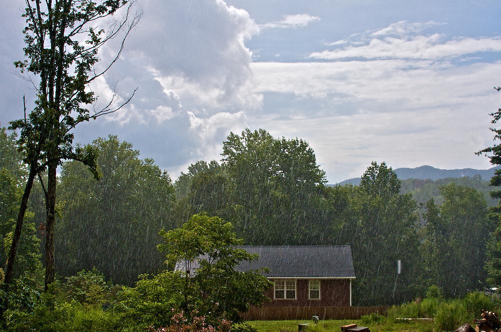 Black Mountain, NC 7/09
