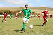 During the Preston Dynamos vs Garden FC Sussex Sunday League Premier Division match on 13 September 2020. Picture by Phil Duncan.
