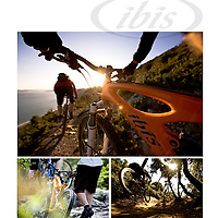 Ibis cycles, commissioned shoot, Finale Ligure, Italy.