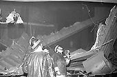 1974 - Stage at The Olympia Theatre Collapses.   (H52).