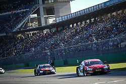 October 14, 2017 - Germany - Motorsports: DTM race Hockenheim-II, Saison 2017 - 9. Event Hockenheimring, GER, # 51 Nico Müller (SUI, Audi Sport Team Abt, Audi RS5 DTM) (Credit Image: © Hoch Zwei via ZUMA Wire)