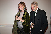 AMANDA FEILDING, THE COUNTESS OF WEMYSS, James Charteris, 13th Earl of Wemyss, Isabella Blow: Fashion Galore! private view, Somerset House. London. 19 November 2013