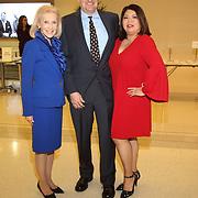 Joan Berkman, Dave and Trish Muyco-Tobin