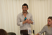 GILES COREN, Heythrop Point to Point, Cocklebarrow, 2 April 2017.