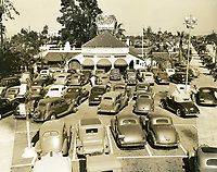 1938 Carl's Drive In at Florence & Figueroa Blvds.