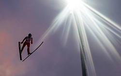 06.01.2014, Paul Ausserleitner Schanze, Bischofshofen, AUT, FIS Ski Sprung Weltcup, 62. Vierschanzentournee, Bewerb, im Bild Jan Ziobro (POL) // Jan Ziobro (POL) during Competition of 62nd Four Hills Tournament of FIS Ski Jumping World Cup at the Paul Ausserleitner Schanze, Bischofshofen, Austria on 2014/01/06. EXPA Pictures © 2014, PhotoCredit: EXPA/ JFK