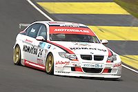 2008 British Touring Car Championship.  Knockhill, Scotland, United Kingdom.  16th-17th August 2008.  (24) - Steven Kane (GBR) - Motorbase Performance BMW 320si E90.  World Copyright: Peter Taylor/PSP. Copy of publication required for printed pictures. Every used picture is fee-liable.