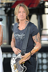 August 2, 2018 - New York, NY, USA - August 2, 2018 New York City..Keith Urban performing on NBC's Today Show at Rockefeller Plaza on August 2, 2018 in New York City. (Credit Image: © Kristin Callahan/Ace Pictures via ZUMA Press)