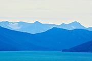 Tutshi Lake. Coast Mountains. South Klondike Highway<br />South Klondike Highway<br />British Columbia<br />Canada