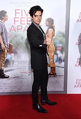 'Five Feet Apart' Los Angeles Premiere - 8 March 2019
