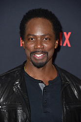 Harold Perrineau attends the premiere of Netflix's 'Dumplin'' at TCL Chinese 6 Theatres on December 6, 2018 in Los Angeles, CA, USA. Photo by Lionel Hahn/ABACAPRESS.COM