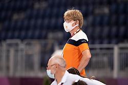Leendert Jan Hofland, NED<br /> Olympic Games Tokyo 2021<br /> © Hippo Foto - Dirk Caremans<br /> 26/07/2021no