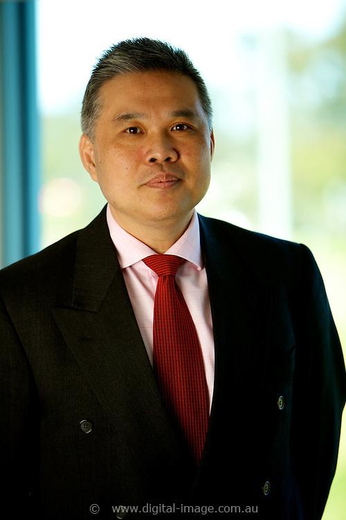 Hock Ch'ng, Head of OHSE, Australian Synchrotron