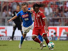 Napoli v Bayern Munich - 02 August 2017