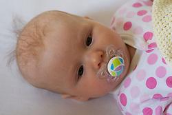 Portrait of baby.