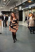 PRINCESS ALIA AL-SENUSSI, Art13 London First night, Olympia Grand Hall, London. 28 February 2013