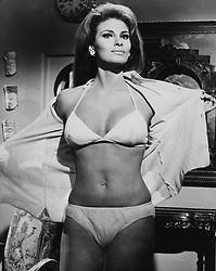 Jan. 1, 1960 - Raquel Welch, On-set of the Film, Fathom, 1967 (Credit Image: © Glasshouse/Entertainment Pictures/ZUMAPRESS.com)