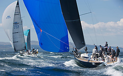 Sailing - SCOTLAND  - 25th-28th May 2018<br /> <br /> The Scottish Series 2018, organised by the  Clyde Cruising Club, <br /> <br /> First days racing on Loch Fyne.<br /> <br /> GBR4822R, El Gran Senor, Jonathan Anderson, CCC, J122E<br /> <br /> Credit : Marc Turner<br /> <br /> <br /> Event is supported by Helly Hansen, Luddon, Silvers Marine, Tunnocks, Hempel and Argyll & Bute Council along with Bowmore, The Botanist and The Botanist