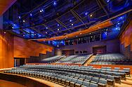 Agoura High School Performing Arts Center by John Sergio Fisher & Associates.