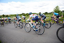 Malgorzata Jasinska (POL) at Stage 2 of 2019 OVO Women's Tour, a 62.5 km road race starting and finishing in the Kent Cyclopark in Gravesend, United Kingdom on June 11, 2019. Photo by Sean Robinson/velofocus.com