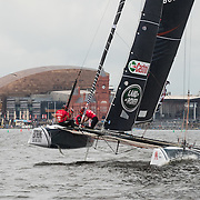 LAND ROVER BAR ACADEMY<br /> (GBR)<br /> The youngest team in the fleet, Land Rover BAR Academy will develop some of the UK's hottest sailing talent throughout the season, mentored by senior members of Sir Ben Ainslie's America's Cup team. Now in its tenth season in 2016, the award-winning and adrenaline-fueled global Series has given the sport of sailing a healthy dusting-off. Bringing the action to the public with Stadium Sailing, putting guests at the heart of the battle and dramatically increasing the pace on the water, the creators of the Extreme Sailing Series™ have set new standards, both in terms of high level competition and sporting entertainment. With a new fleet of hydro-foiling GC32s replacing the Extreme 40 for the 2016 season the Extreme Sailing Series™ looks set to be another fast-paced and thrilling year.