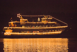 Christmas Ships Festival on Lake Washington