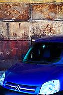 Car in Manzanillo, Granma, Cuba.