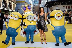 June 11, 2015 - London, England - Sandra Bullock arriving at The World Premiere of 'Minions 3D' at the Odeon, Leicester Square on June 11 2015 in London  (Credit Image: © Famous/Ace Pictures/ZUMA Wire)