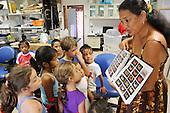 French Polynesia Moorea Berkley Hinano education and traditions