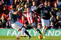 Brentford FC's Jota during the Sky Bet Championship match between Brentford and Derby County at Griffin Park, London.<br /> 01/11/2014<br /> Picture by Mark D Fuller