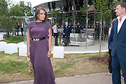 TAMARA ECCLESTONE, 2009 Serpentine Gallery Summer party. Sponsored by Canvas TV. Serpentine Gallery Pavilion designed by Kazuyo Sejima and Ryue Nishizawa of SANAA. Kensington Gdns. London. 9 July 2009.