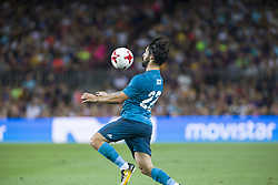 August 13, 2017 - Barcelona, Spain - Isco during the match between FC Barcelona - Real Madrid, for the first leg of the Spanish Supercup, held at Camp Nou Stadium on 13th August 2017 in Barcelona, Spain. (Credit: Urbanandsport / NurPhoto) (Credit Image: © Urbanandsport/NurPhoto via ZUMA Press)