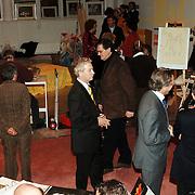 NLD/Huizen/20060105 - Nieuwjaarsreceptie 2006 gemeente Huizen met als thema kunst