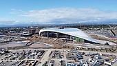 NFL-SoFi Stadium Views-Mar 23, 2020