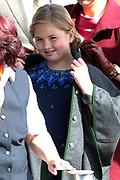 Koningsdag in Dordrecht / Kingsday in Dordrecht<br /> <br /> Op de foto / On the photo:  Prinses Amalia ///  Princess Amalia