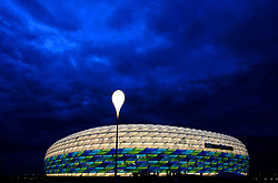 File photo dated 18-05-2012 of A general view of the Allianz Arena in Munich, Germany. Issue date: Tuesday June 1, 2021.